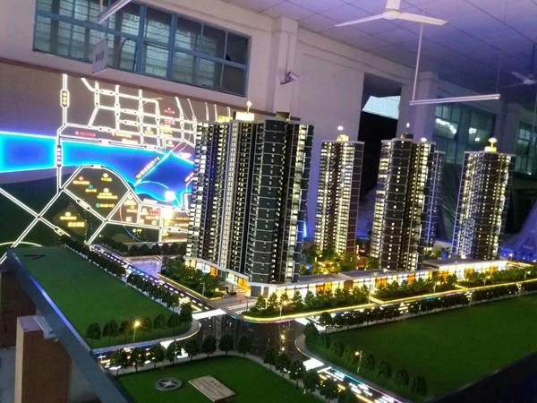 价格硝烟弥漫市场:廉价的广州沙盘模型厂家该选吗?