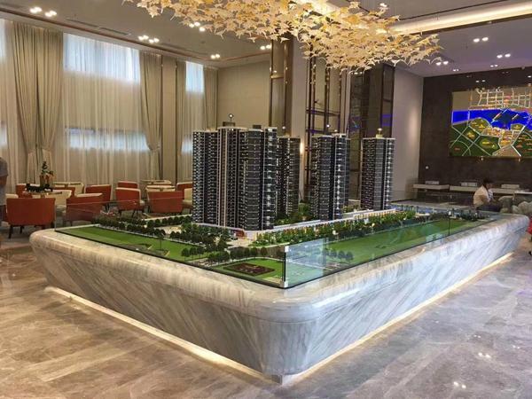 广州沙盘模型有必要购买100%还原度模型吗?