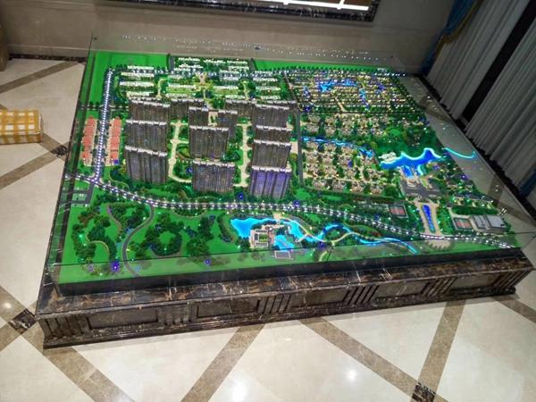 惠州潼桥恒大城沙盘模