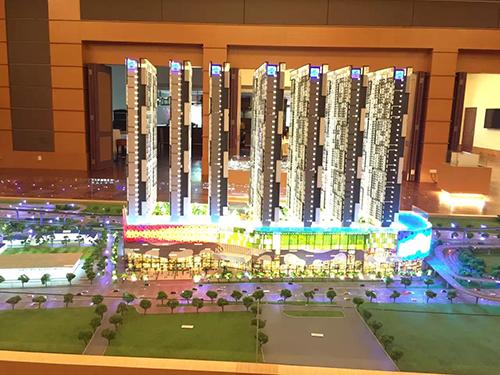 吉隆坡KLCC模型1