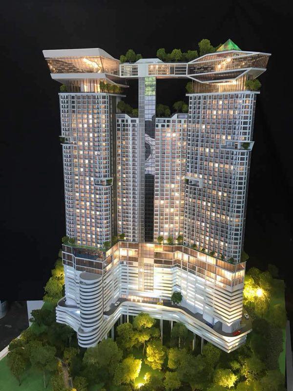 新加坡酒店模型